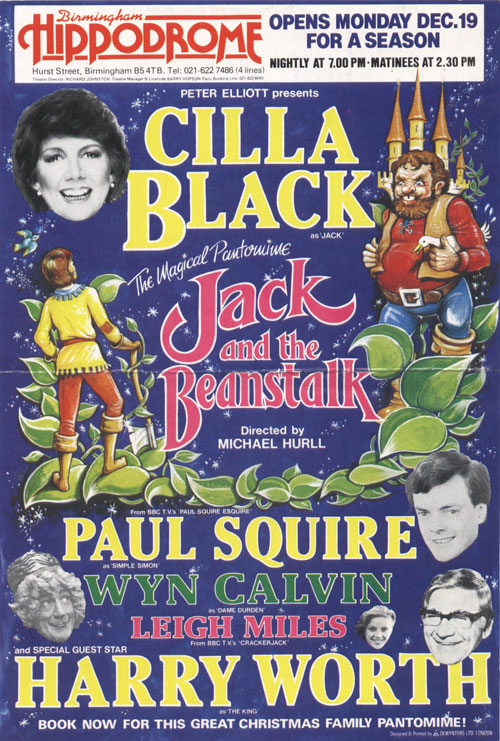Cilla Black Its For You