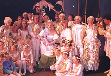 Birthday Party - 1990 Mayflower Theatre, Southampton